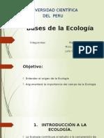 Bases de La Ecología CC.nn.
