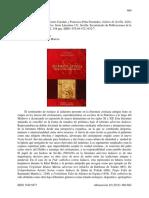 Castro y Peña, Isidoro de Sevilla (Review David Navarro)