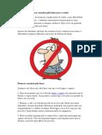 Os Perigos e Doenças Causadas Pelo Fumo Para a Saúde