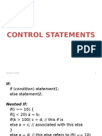 4.CONTROL STATEMENTS_MB.ppt