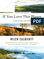 If You Love This Planet - Helen Caldicott