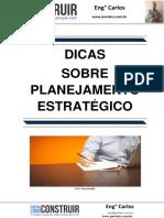 Dicas Sobre Planejamento Estratégico