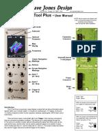 O'tool Plus - User Manual