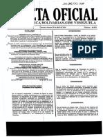 Gaceta Oficial 29 de Abril 40 893 ( Aumento de Cestaticket)