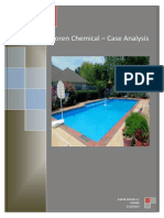 129462438 Marketing Soren Chemical Case Study