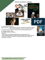 Tema 4 Estados de Conciencia y Drogas