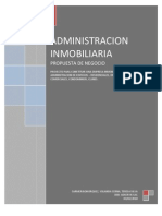 PLAN DE NEGOCIO INMOBILIARIO DSB‐ ADSERVIS SAC