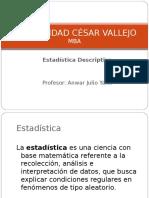 Estadistica Descriptiva Sesion 1
