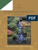 Crimson Circle Product Guide - Français