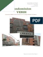 Reporte de Visita de Obra - Condominios Verdi