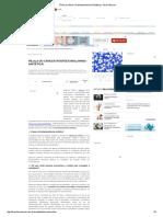 Pílula Do Câncer (Fosfoetanolamina Sintética) - Brasil Escola