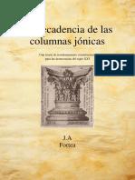 5-8 La Decadencia de Las Columnas Jonicas