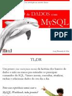 teoria pratica de banco de dados com mysql