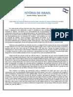 História de Israel - Por Eduardo Feldberg