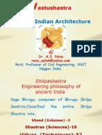 Vastushastra of Ancient India