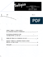Boletín Teológico 1 y 2 - Fraternidad teológica latinoamericana