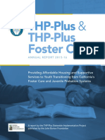 2015-16 THP-Plus & THP+FC Annual Report