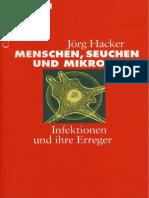 Hacker, Jörg - Menschen, Seuchen Und Mikroben