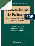 Caracterizacao de Polimeros