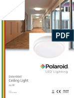 Polaroid-Leaflet - Ceiling Light Deu