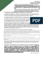 Nota publicación reforma Reglamento 19-6-2010