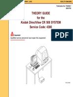Kodak DirectView CR 500 - Theory Guide