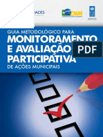 JOPPERT e SILVA - 2012 - Monitoramento e Avaliacao de Acoes Municipais