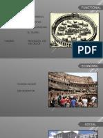 Analisis del Coliseo Romano