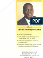 Watkins Brochure