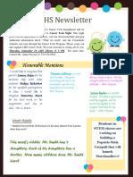 september 15 2014 newsletter