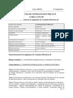 Programa Centrales Electricas II