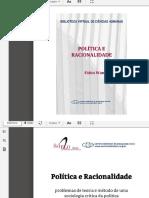 POLITICA E RACIONALIDADE.pdf