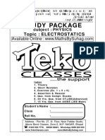 ELECTRSTATICS TYPE 1.pdf