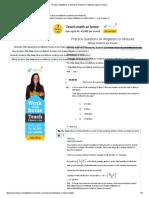 Practice Alligations or Mixtures Questions_ Aptitude, Page-2 _ Lofoya 2