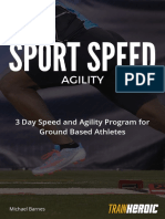 Sport Speed Agility Program Final