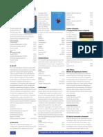 List of Books 2010 Spanish