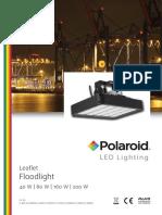 Polaroid-Leaflet - Floodlight Eng