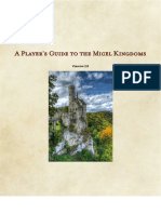 A Player's Guide to the Micel Kingdoms