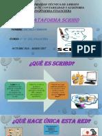 Plataforma Scribd