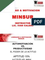 Presentación MINSUR Liderazgo & Motivación