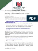 Actividades de Aprendizaje de Analisis y Descripcion de Puestos