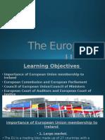 Unit 7 the European Union