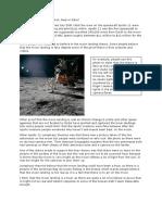 research moon landing 1969
