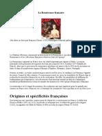 Renaissance Française (8)