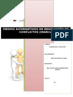 _medios Alternativos de Resolución de Conflictos