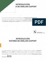 63377597 Sistema de Analisis DuPont EXPOSICION