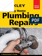 Stanley Easy Home Plumbing Repairs