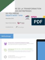 Presentation PPT Medef