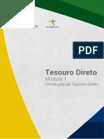 Modulo 1 - TesouroDireto