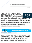 75 Creba vs. Executive Secretary- Minimum Corporate Income Tax~